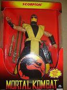 Scorpion 12 inch figure