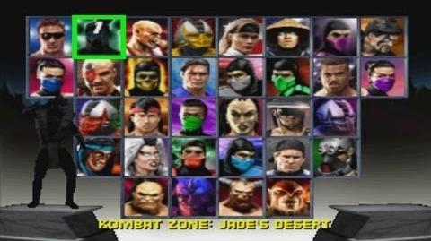 Mortal Kombat Trilogy - Playthrough 1 2 (PSX)