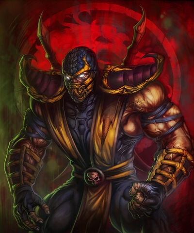File:Mortal kombat scorpion by heewonlee-d35b5sg.jpg