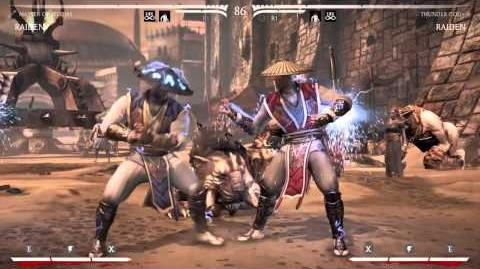 Raiden Brutality 5 - Power Outage