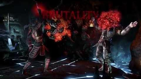 Mortal Kombat X Kombat Klass - Kenshi