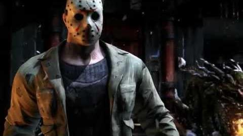 Mortal Kombat X Official Jason Trailer