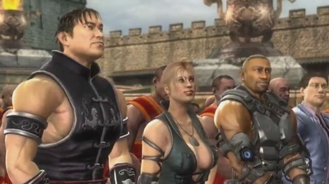 File:Kung Lao joins the celebrations.JPG