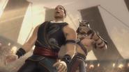 Kahn kills Kung Lao