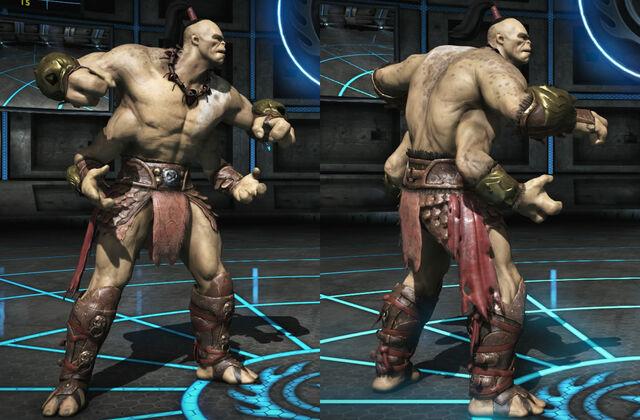 File:MKX Variation Preview - Dragon Fangs Goro.jpg