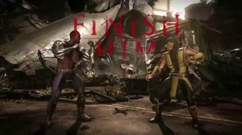 Mortal Kombat X - Klassic Fatality Pack 2
