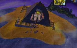The Lost Tomb Pyramid