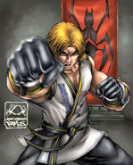Kobra the Fighter