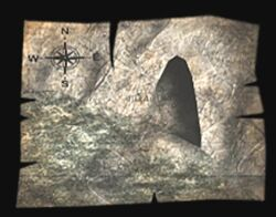 Vampire Cave Map