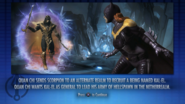 Injustice star labs scorpion