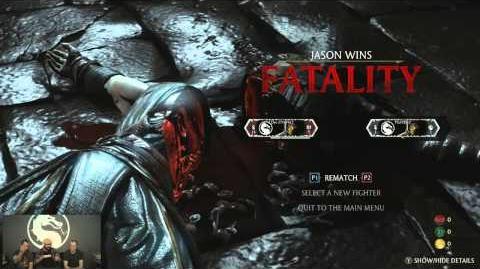 MKX Kombat Kast Episode 11 - Jason Lives!