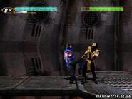 Classic Sub-Zero (Noob Saibot) vs. Scorpion - Round 2