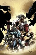MORTAL KOMBAT X ISSUE 6 COVER