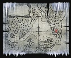Ice Caves Map