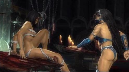 File:Kitana confronts Mileena.jpg