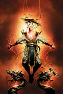 MORTAL KOMBAT X ISSUE 10 COVER