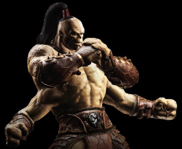 File:Mortal kombat x pc goro render 2 by wyruzzah-d8sln54.png