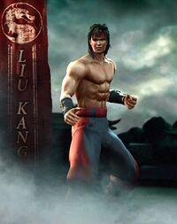 Human Liu Kang