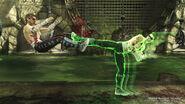 Johnny Cage MK9 Shadow Kick