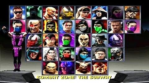 Mortal Kombat Trilogy - Playthrough 2 2 (PSX)