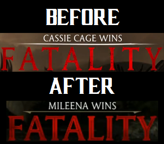File:Fatality Logo before & after.png