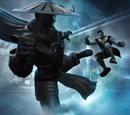 Raiden's Visions