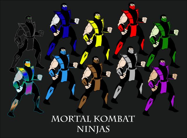 File:The Mortal Kombat Ninjas by marceloryuuku.png