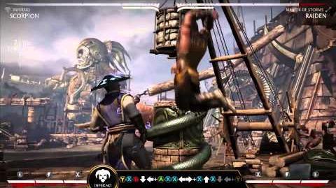 Mortal Kombat X Kombat Klass - Scorpion