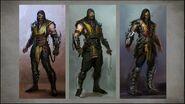Mortal Kombat X Scorpion 1