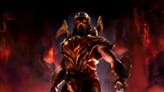 Injustice Gods Among Us Scorpion ending 3