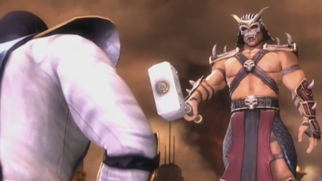 File:640px-Shao Kahn tells Raiden that Earthrealm will be destroyed.png