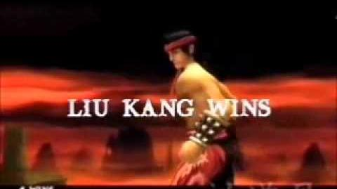 Mortal Kombat Shaolin Monks - Fatalities Liu Kang