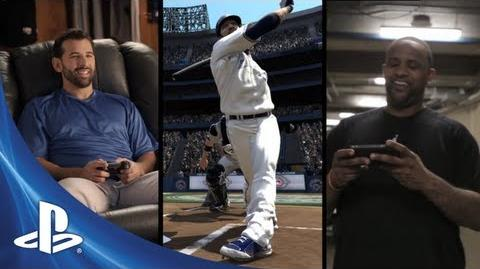 MLB 13 The Show New Features