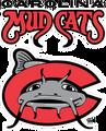 Carolina Mudcats Logo.png