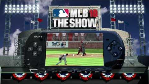 MLB® 10 The Show™ PSP Trailer