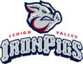 Lehigh Valley IronPigs Logo.png