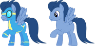 Wave chill wonderbolt by 90sigma-d6oro4d