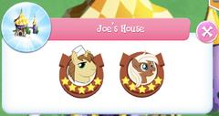 Joe's House residents