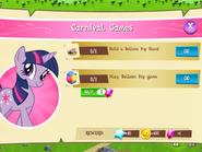 Carnival Games tasks