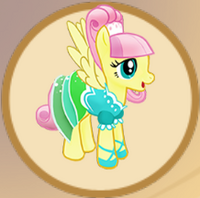 Flutter-Fairy Outfit