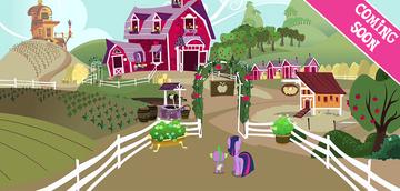 Sweet Apple Acres coming soon promo