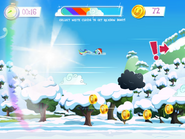 Rainbow Dash in the Cloud Clearing Game