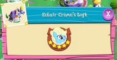 Eclair Crème's Loft residents