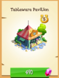 Tableware Pavilion Store Unlocked