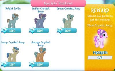 Sparklin' Stallions