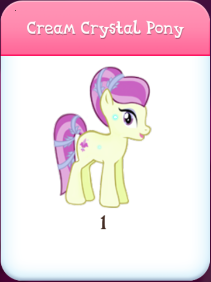 File:Cream Crystal Pony inventory.png