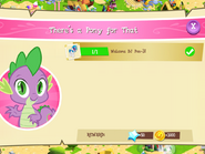 There's a Pony for That tasks