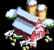 Cheerilee's Barn Winter