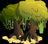 Large Jungle Tree