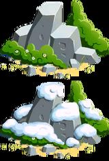Small Boulders Canterlot